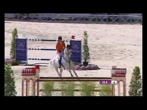 GERCO SCHRODER & EUROCOMMERCE NEW ORLEANS - 1º y 2º Round CSIO5* Rome 2012