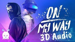 Alan Walker - On My Way   3D Audio   Surround Sound   Use Headphones 👾