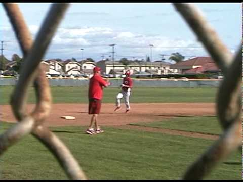 Mickey Phelps home run vs Kennedy 3/3/10.dv