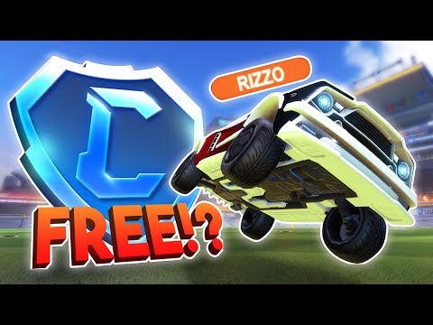 IT'S THIS EASY TO GET FREE CREDITS IN ROCKET LEAGUE?