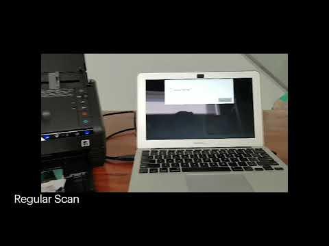 Epson FastFoto 680W Photo Scanner blogger review