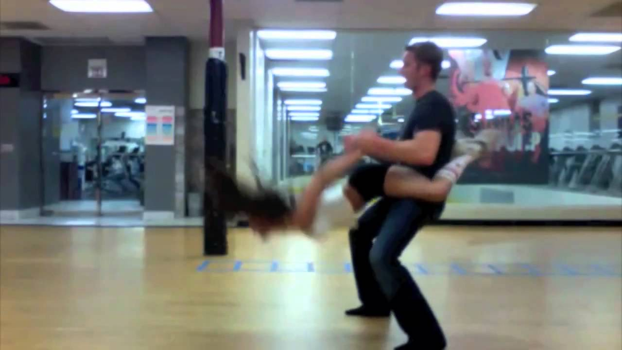 The tunnel cartwheel dance tutorial video youtube.