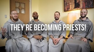 Waiting Over 10 yeąrs to Become a Priest