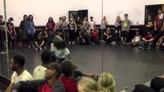 SEATTLE - My chick Bad | WilldaBeast SOLO @RNGdancers