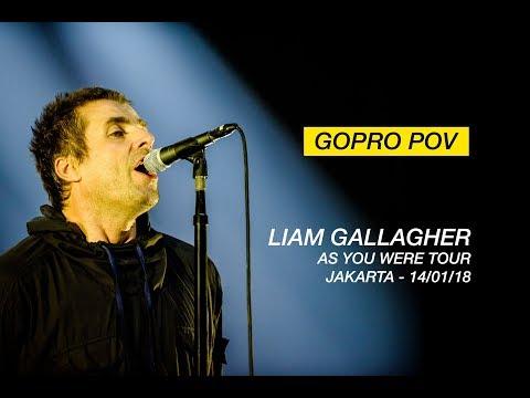 Music Photographer POV - Liam Gallagher Live in Jakarta 2018