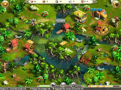 Viking Saga 2: New World - Level 12