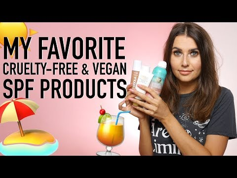 The Best Cruelty-Free & Vegan SPF Products - Logical Harmony