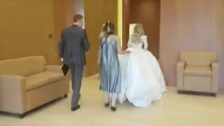 Свадьба Никиты Преснякова и Алены Красновой. Загс