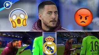 Le fou rire d'Eden Hazard après Chelsea-Real Madrid scandalise l'Espagne | Revue de presse