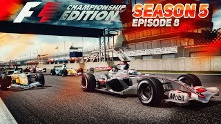 F1 2006 Career Mode S5 Part 8: Alonso tries taking me out again!