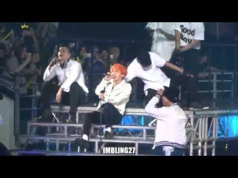 150724 BIGBANG MADE TOUR IN MALAYSIA GD CROOKED