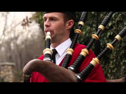 """Danny Boy"" played on the bagpipes"