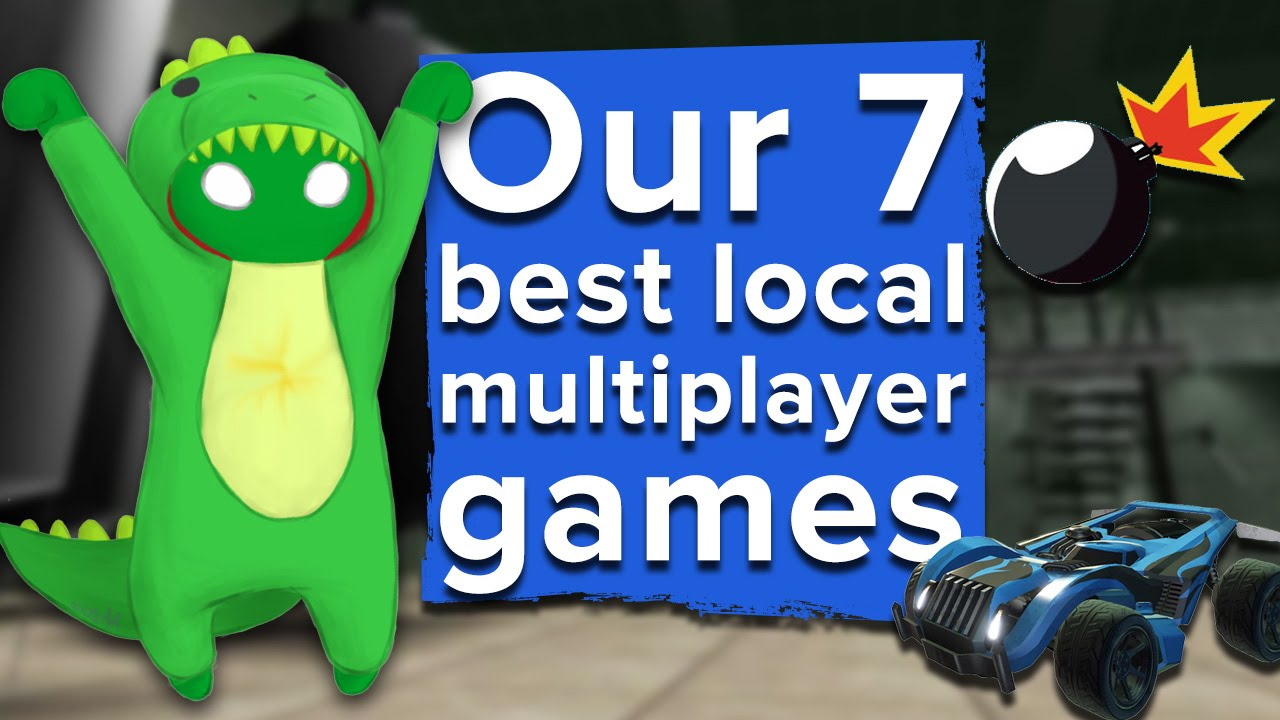 Watch: Our favourite local multiplayer games • Eurogamer net