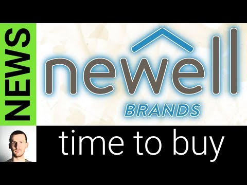 Newell Brands Stock Drops Over 6%, Buying Opportunity? | NWL Stock News