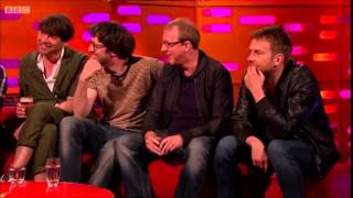 Blur - Lonesome Street + Interview (The Graham Norton Show 2015)