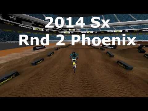 MXS | Phoenix SX 2014