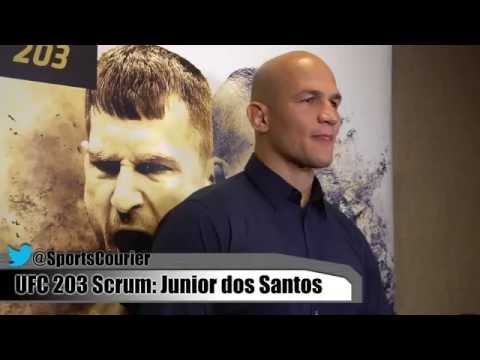 Junior dos Santos on Stipe Miocic, Cain Velasquez, UFC Title Shot