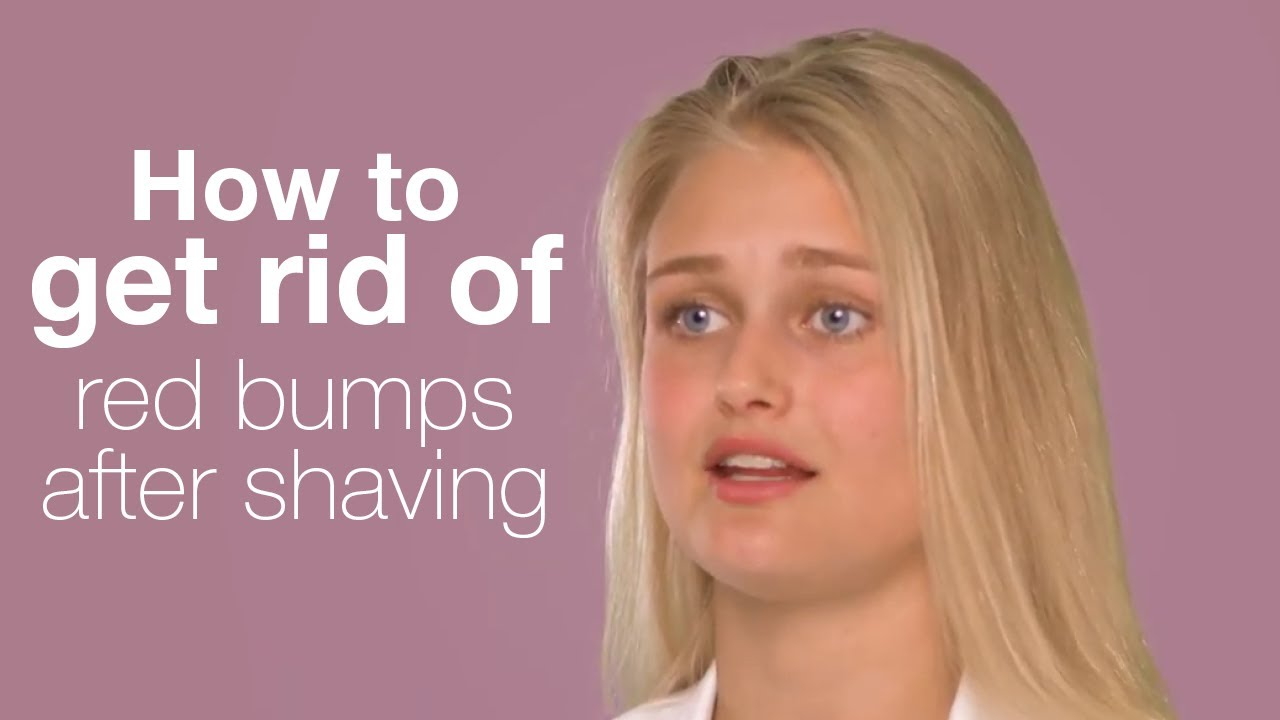 Guide to Intimate Shaving for Women - No More Red Bumps After Shaving