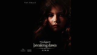Breaking Dawn Pt 3 – Jacob And Renesmee