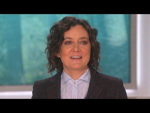 Sara Gilbert Leaving The Talk -- Watch Her Emotional Announcement