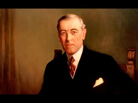 Woodrow Wilson and World War One