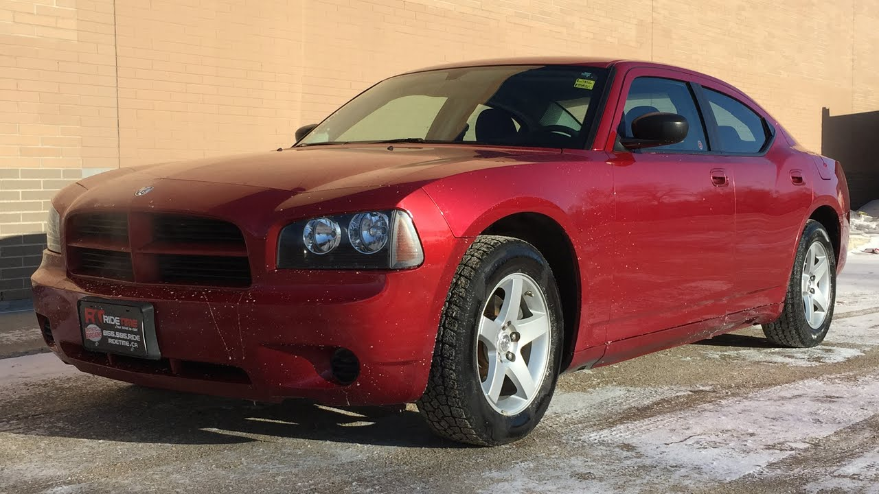 2009 dodge charger se alloy wheels automatic great value