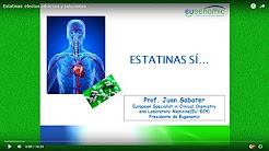 Estatinas: efectos adversos y soluciones