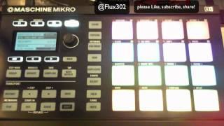 Maschine Mikro MK2 automation and first impressions.