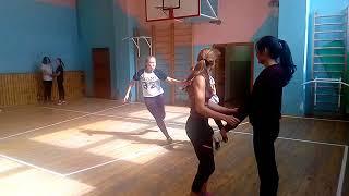 Урок физической культуры. 11 класс