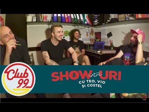 Podcast #127 | Sushi cu Lu-K Beats (Satra BENZ) | Intre showuri cu Teo Vio si Costel