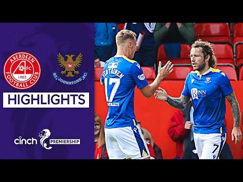 Aberdeen St. Johnstone Goals And Highlights