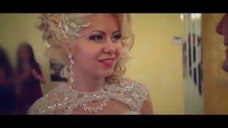 Свадебный клип в стиле