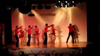 Comadreja Salsa Congress 2012 ~ Temuco Mambo (Mambo Gozón)