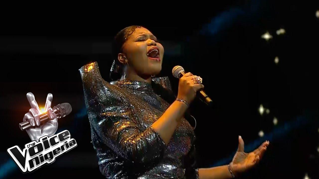 Eazzie - Writings On The Wall | Finale | The Voice Nigeria Season 3