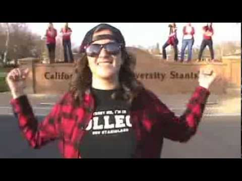 CSU Stanislaus Alpha Xi Delta Music Video 2014