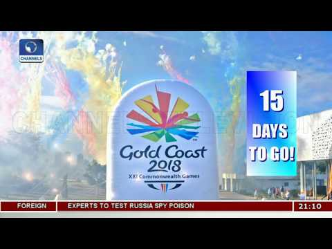 Reviewing Nigeria's Preparation Ahead Of 2018 Commonwealth Games |Sports Tonight|