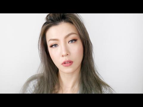 歐美風混血妝? Western Style Makeup | HIDDIE T