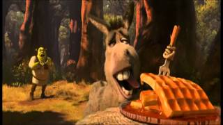 Клип мультфильма Шрек навсегда- Вафли в лесу