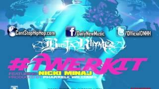 Busta Rhymes - Twerk It (Remix) (Feat. Nicki Minaj) [Dirty]