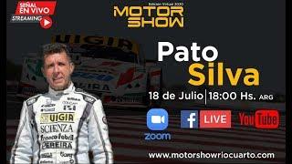 """Entrevista a Juan Manuel """"Pato"""" Silva - Motor Show Río Cuarto 2020"""