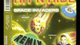 Hit'n'Hide - Space Invaders (E-rotic remix)