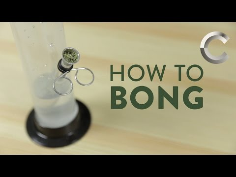 Baked: How to Bong