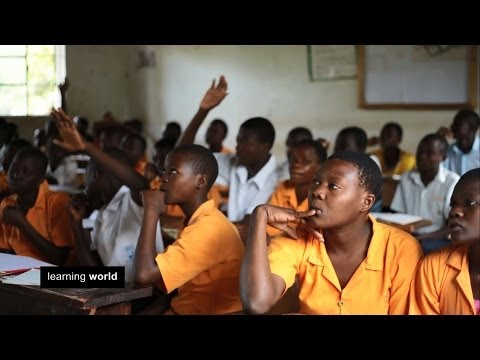 Uganda: Promoting Equality in African Schools (Learning World S4E4, 1/3)