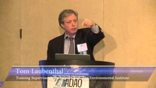 "2016 Tom Laubenthal ""Prevention: Understanding the Asbestos Hazard Emergency Response Act (AHERA)"""