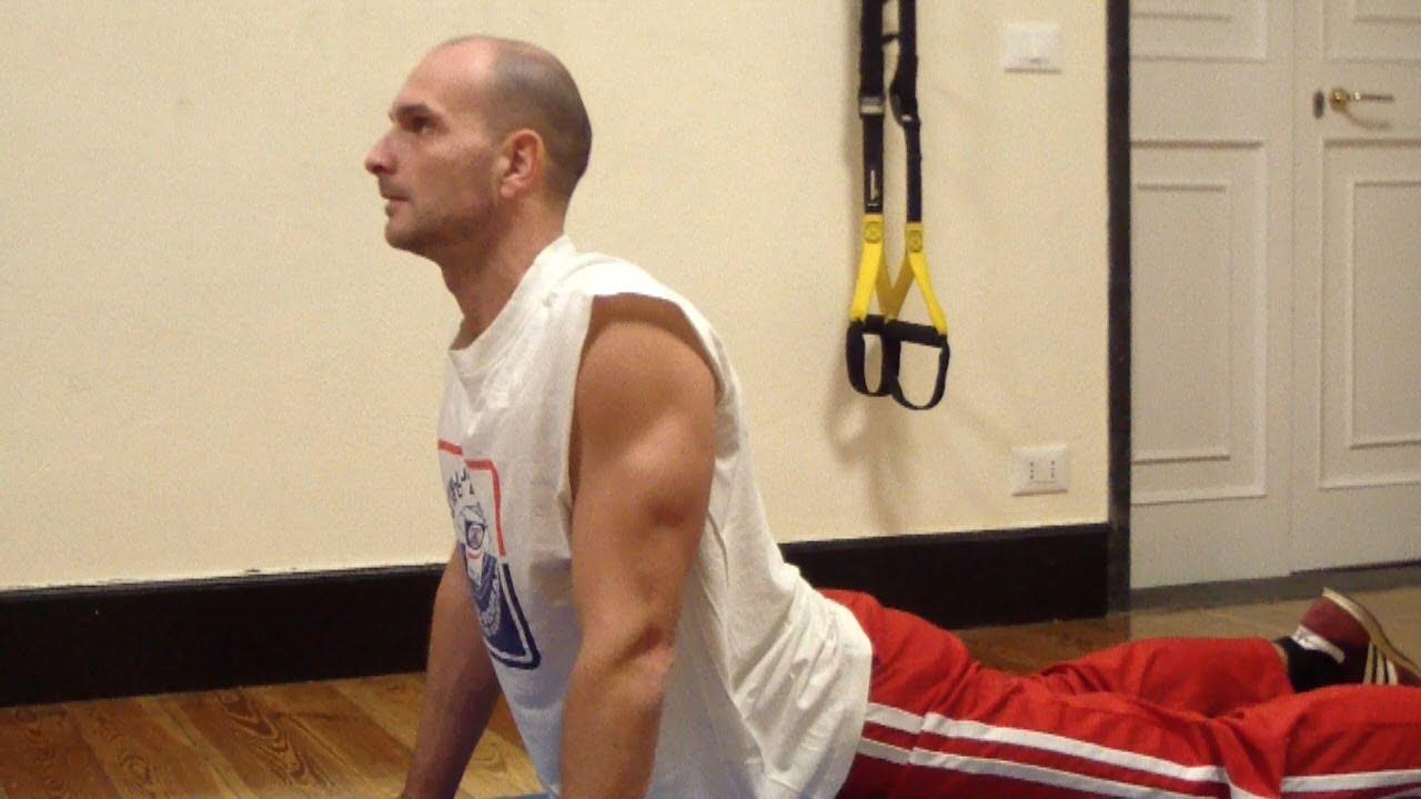 Esercizi posturali per rinforzare i muscoli della schiena youtube