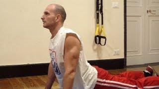 Esercizi posturali per rinforzare i muscoli della schiena(Circuito di ginnastica posturale per tonificare e rinforzare i muscoli cervicali, dorsali e lombari. Utile per chi ha necessità di recuperare la fisiologica lordosi ..., 2014-03-24T10:57:42.000Z)
