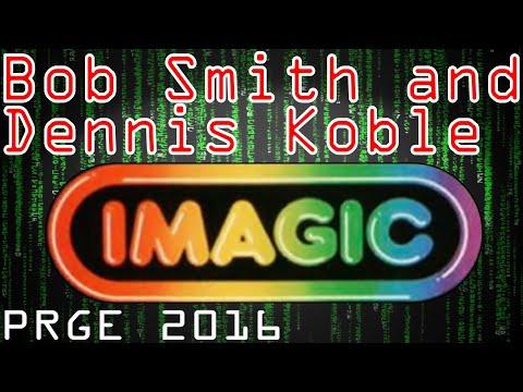 PRGE 2016 - The History Of Imagic - Portland Retro Gaming Expo