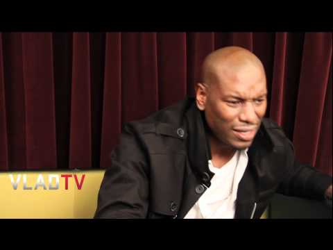 Tyrese Sings Acapella for VladTV