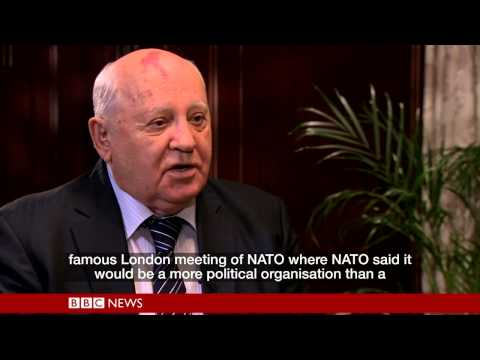 BBC HARDtalk - Mikhail Gorbachev - President of the Soviet Union 1990-1991 (10/11/14)