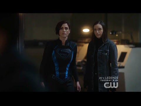 Supergirl 5x16 Young Alex Helps SuperAlex Get Out Of VR